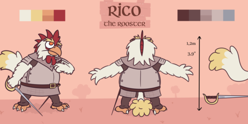 Rico the Rooster