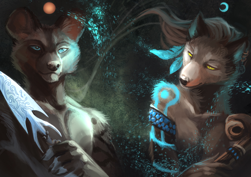 'Come With Me' by AlectorFencer