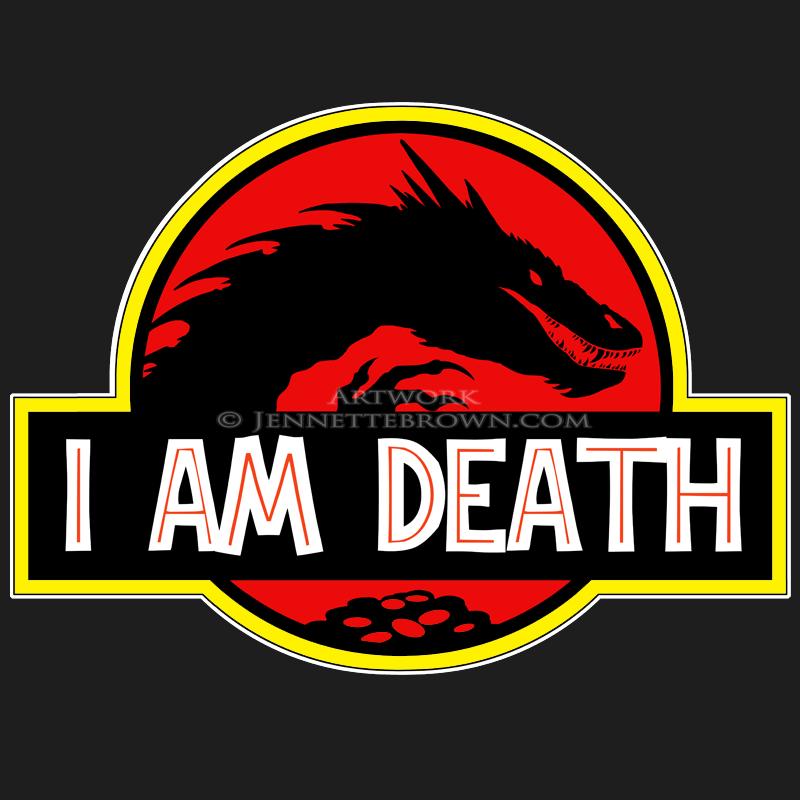 Smaug - I Am Death