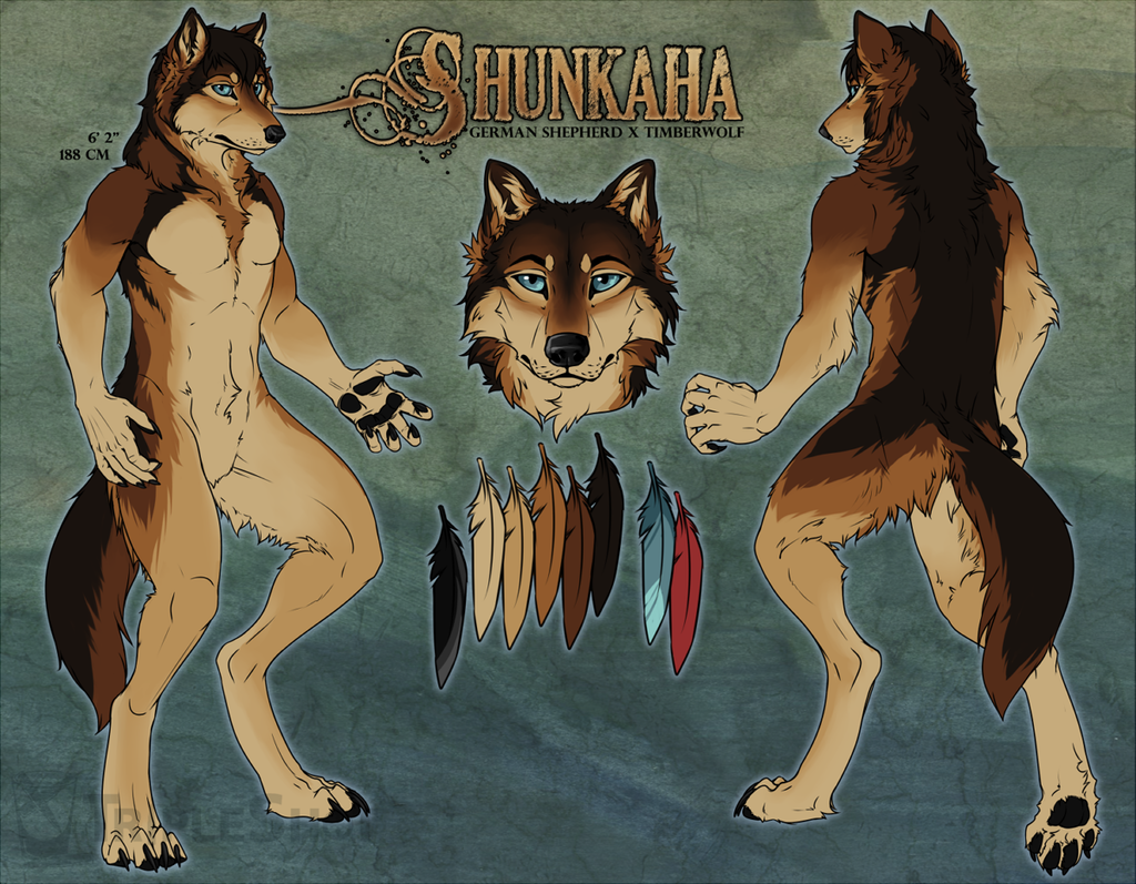 Shunkaha Reference Sheet