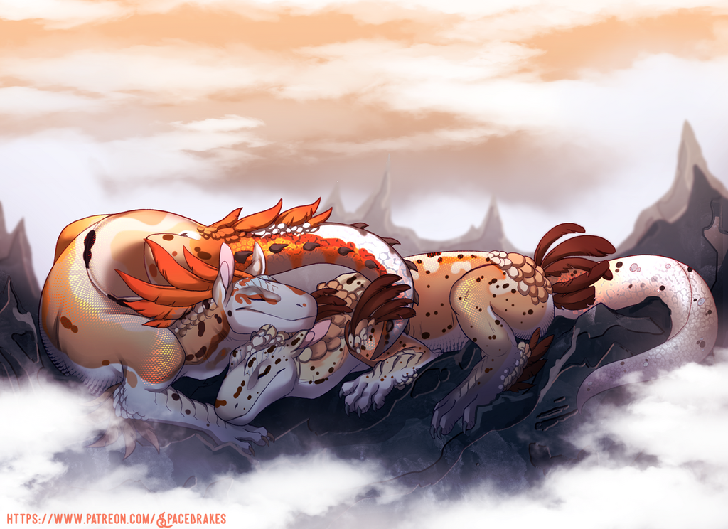Sweet cuddles