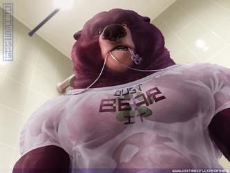 Just bear it