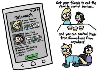 Telemorph