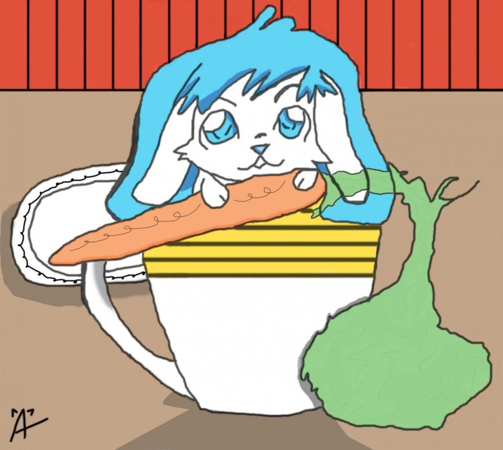 Most recent image: Sukai In A Teacup!