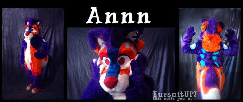 Annn fursuit