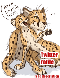 Twitter Sketch Raffle (new)