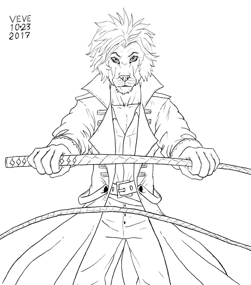 Lion Belmont