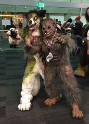 Scaring is caring at FC2015