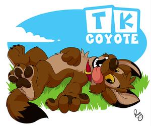 BLFC badge: TK Coyote
