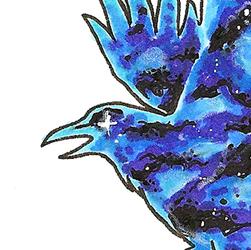 Galaxy Crow ATC