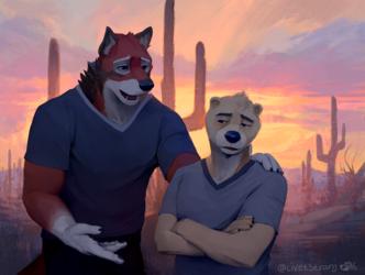 Echo Sunset