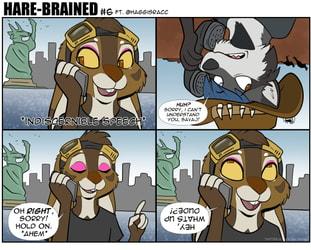 Comic: UpsideDown