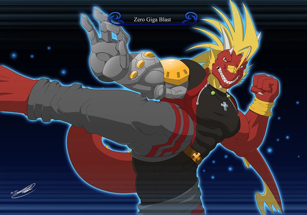 Zero Giga Blast
