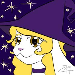 Bunny Witch Avatar
