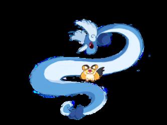 Pokedex Challenge Fav Dragon and Electric