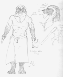 Wolverine Reference Sheet