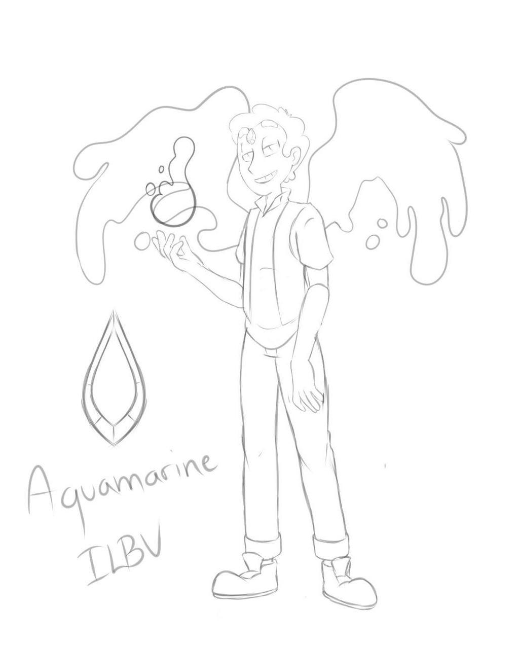 Aquamarine ilbv