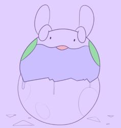 Goomy hatched