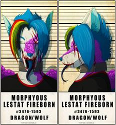 Police Line Up - Morphyous