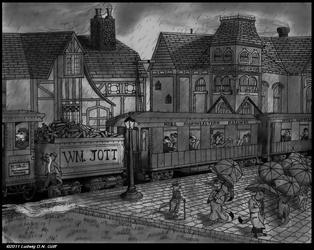 Muggidrear - Society 1900