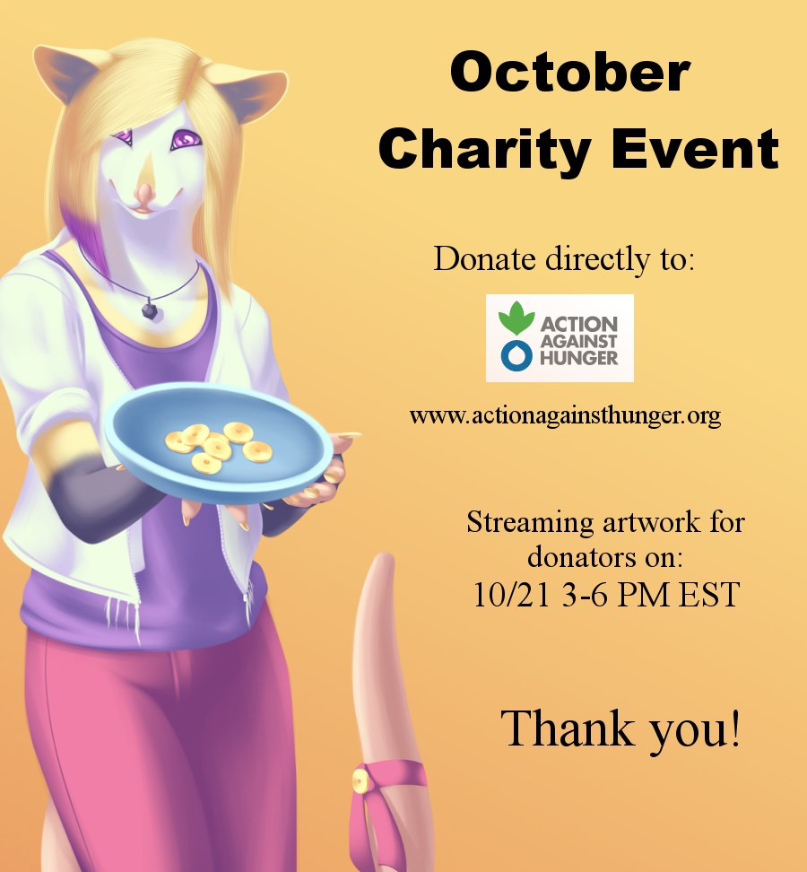Featured image: Charity Fundraiser 10/21
