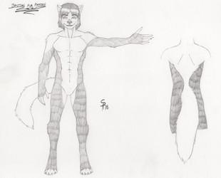 Bastian Reference (Fur Pattern)