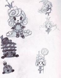 Sugar Sketches