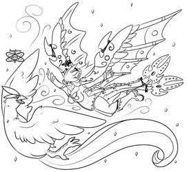 Team Mystic +A King and Goddess+ WIP+