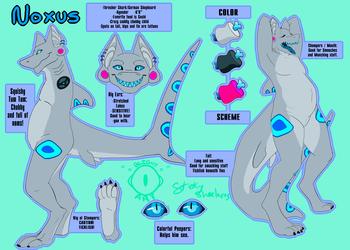 Updated Noxus Refernce