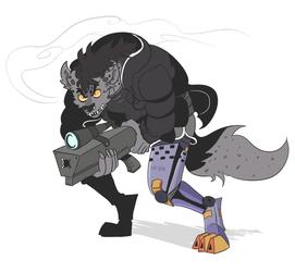 wolfpack medivac