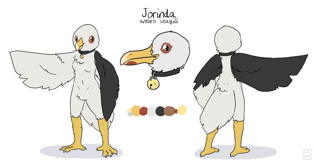 [commission] Jorinda Ref