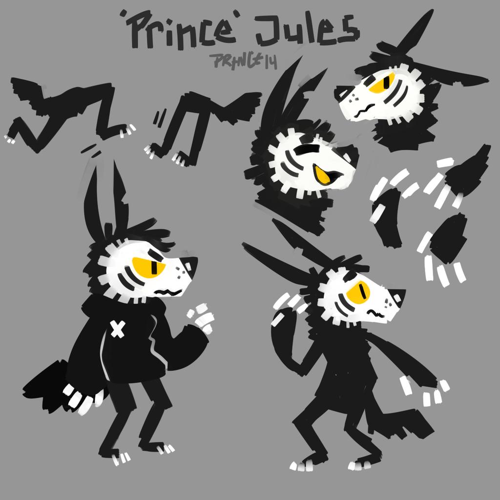 'PRINCE' Jules