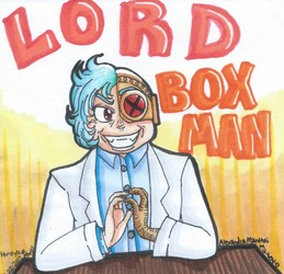 Lord Boxman from 'O.K. K.O. Let's Be Friends'