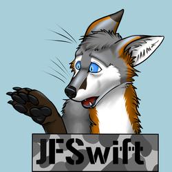 JFSwift Badge