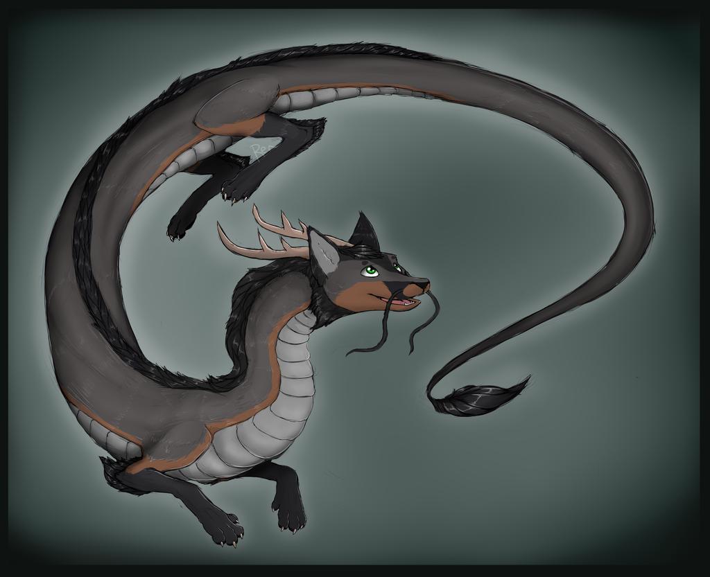 Uro the Noodle Dragon