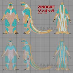 Zinogre Suit Overview
