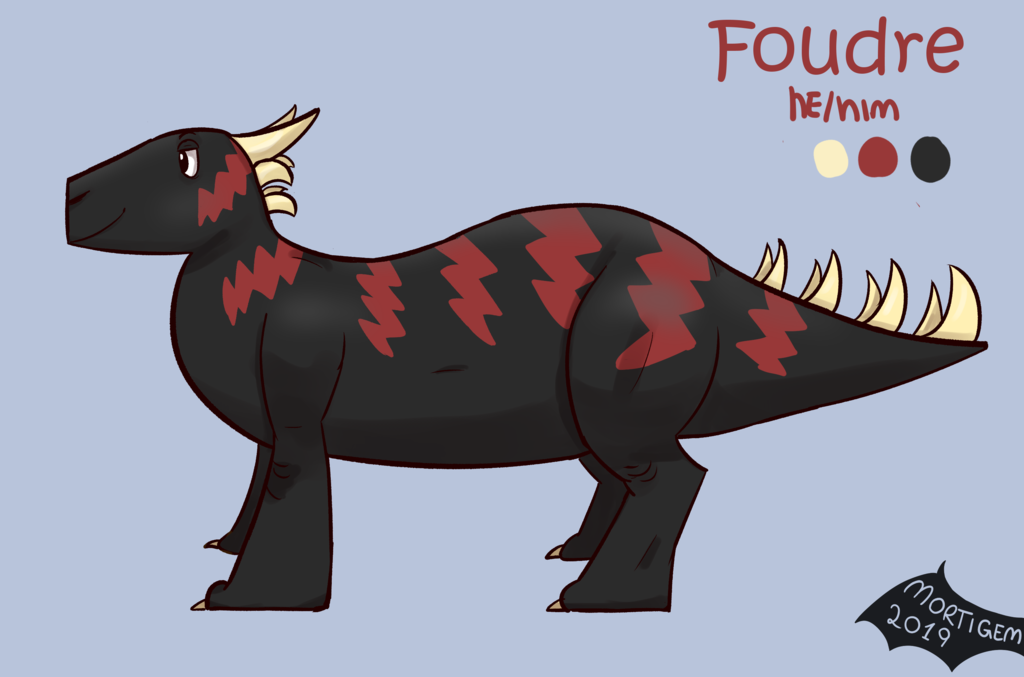 Most recent image: Foudre