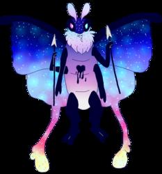 Space Moth Hunter - Semi-Custom