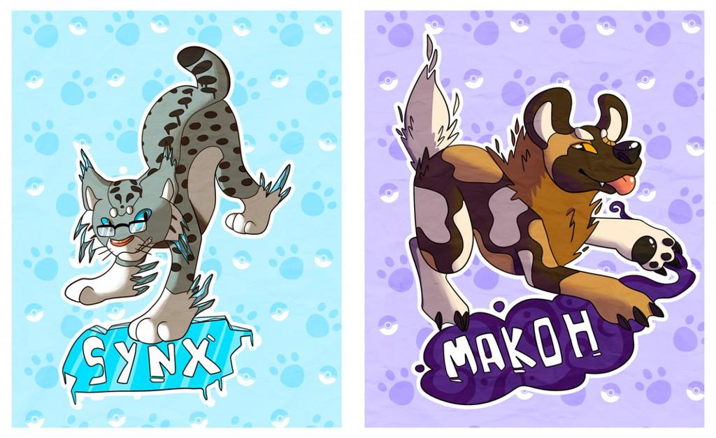 Pokemon me! - legendary badges