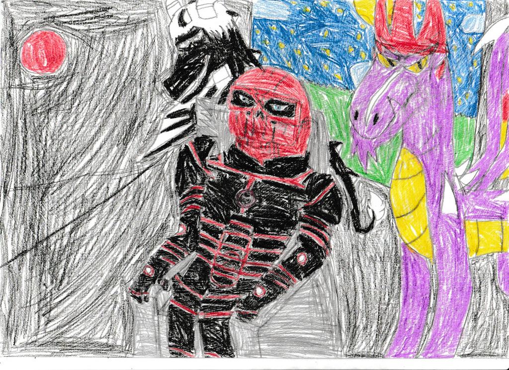 Alternative end for part 3 Legend of dragon