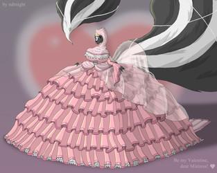Be my Valentine, Mistress.