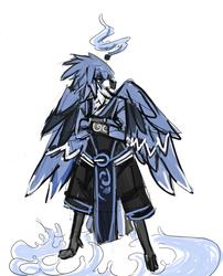 Bird Monk