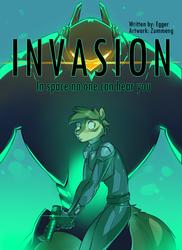 [COMMISSION] - Invasion pg. 0.
