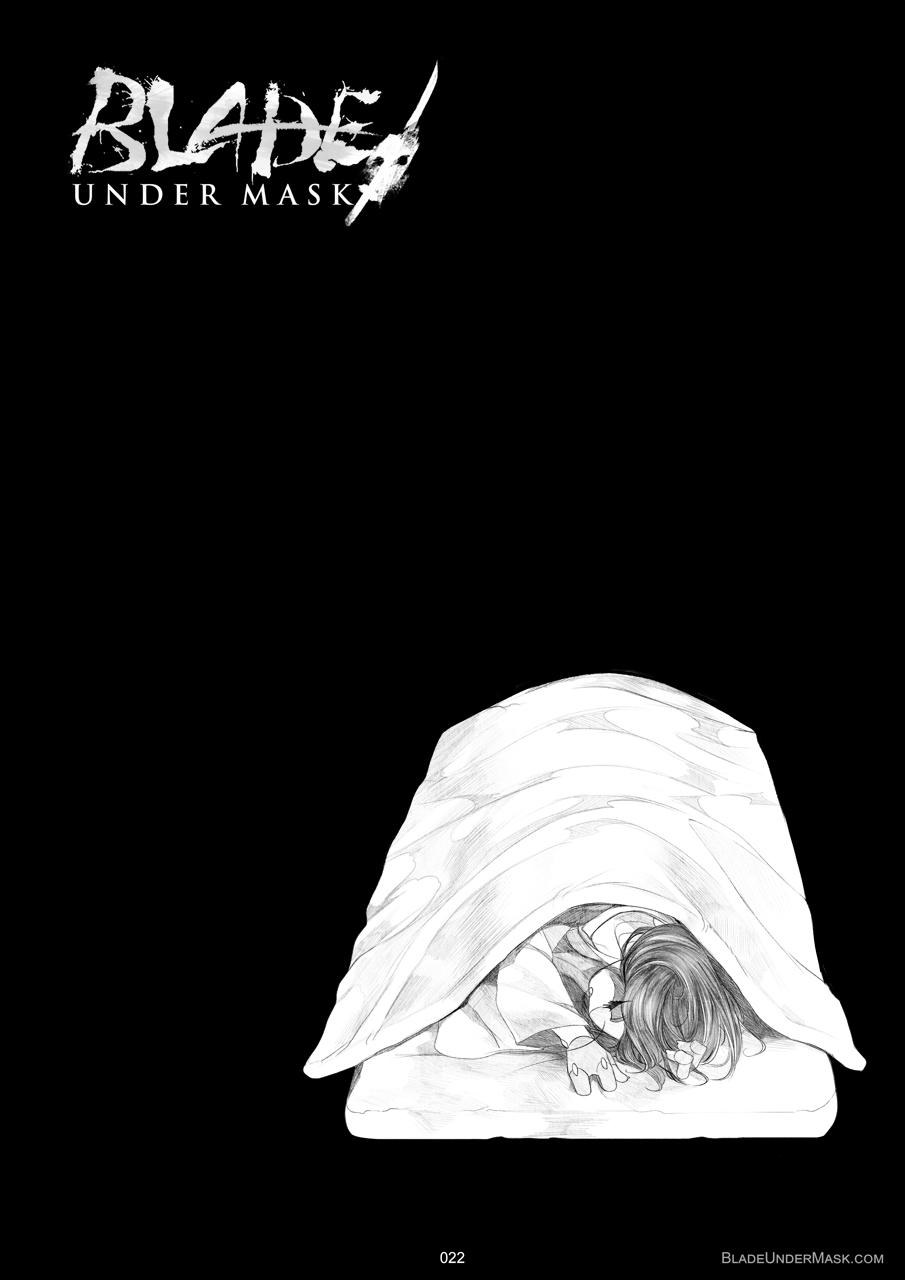 Blade Under Mask - 22