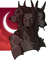 A month in Inkscape - Hati