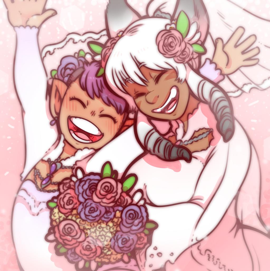 FFXIV WEDDING