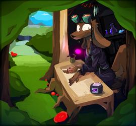 The Magic Shopkeeper