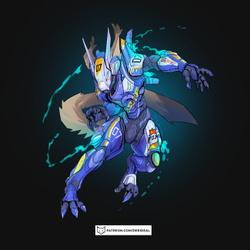 Dynamic Brawling armor