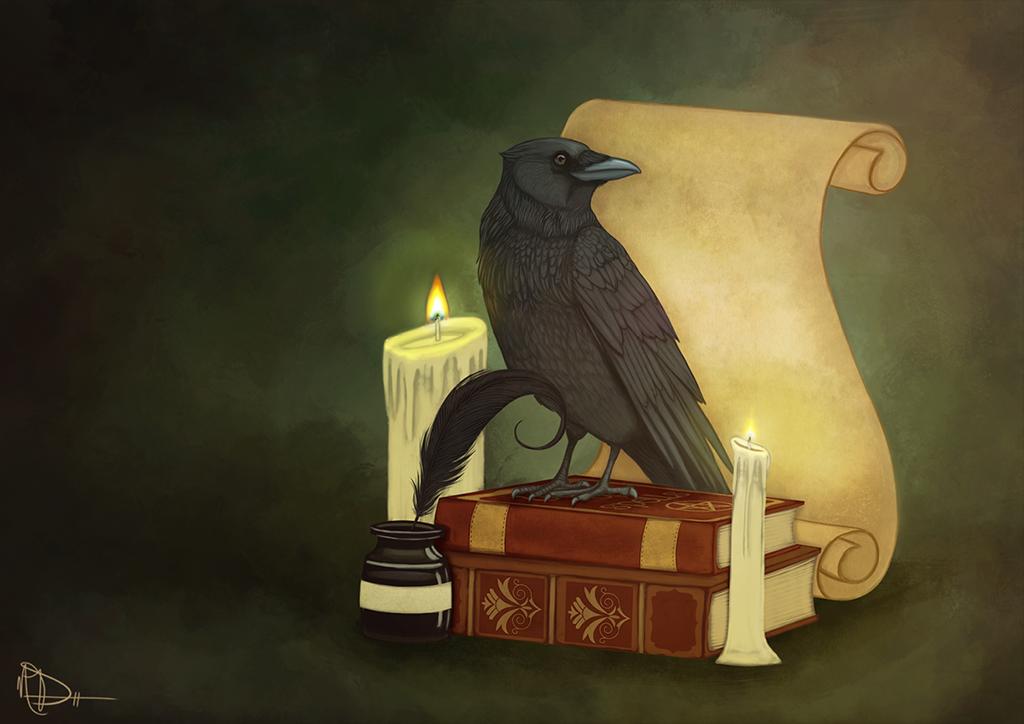 The Crow's Studies