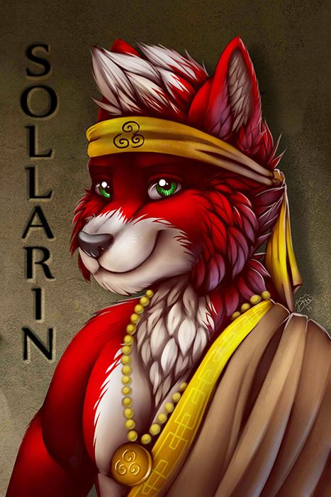 Badge: Sollarin